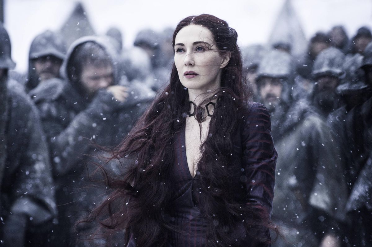 Game of Thrones season 5 - Melisandre