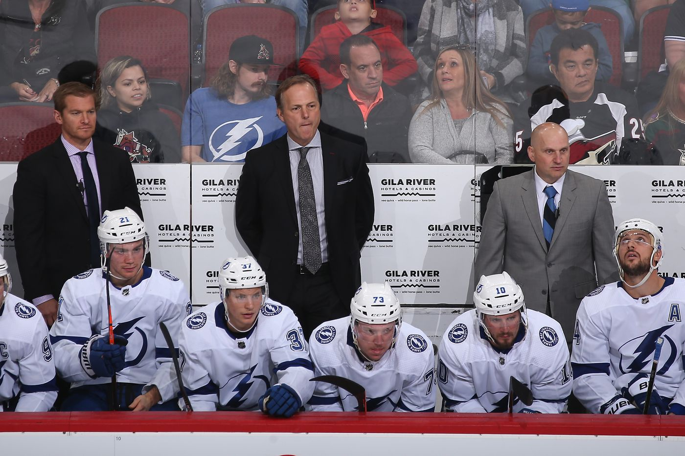 best service f3698 6e136 For the Tampa Bay Lightning, Only One Trophy Matters - The ...