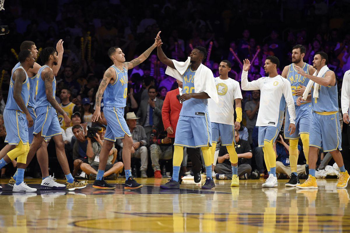 【替補系列(一)】「紫金」替補兵團(上)—Los Angeles Lakers
