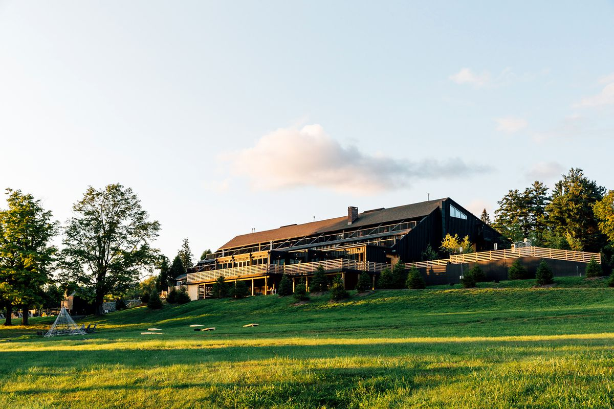 c5de7d2e0bf8 Catskills hotels  The next generation of upstate New York getaways ...