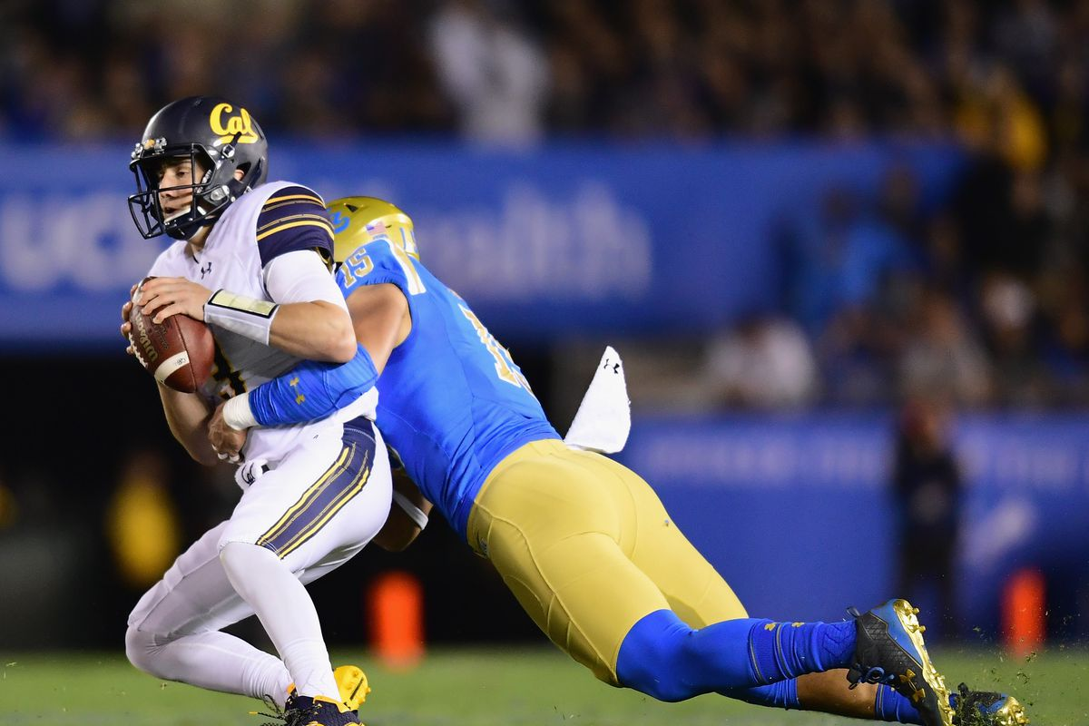 size 40 fdf04 2e5ea 2018 UCLA Football Fall Preview: Most of the Bruin ...