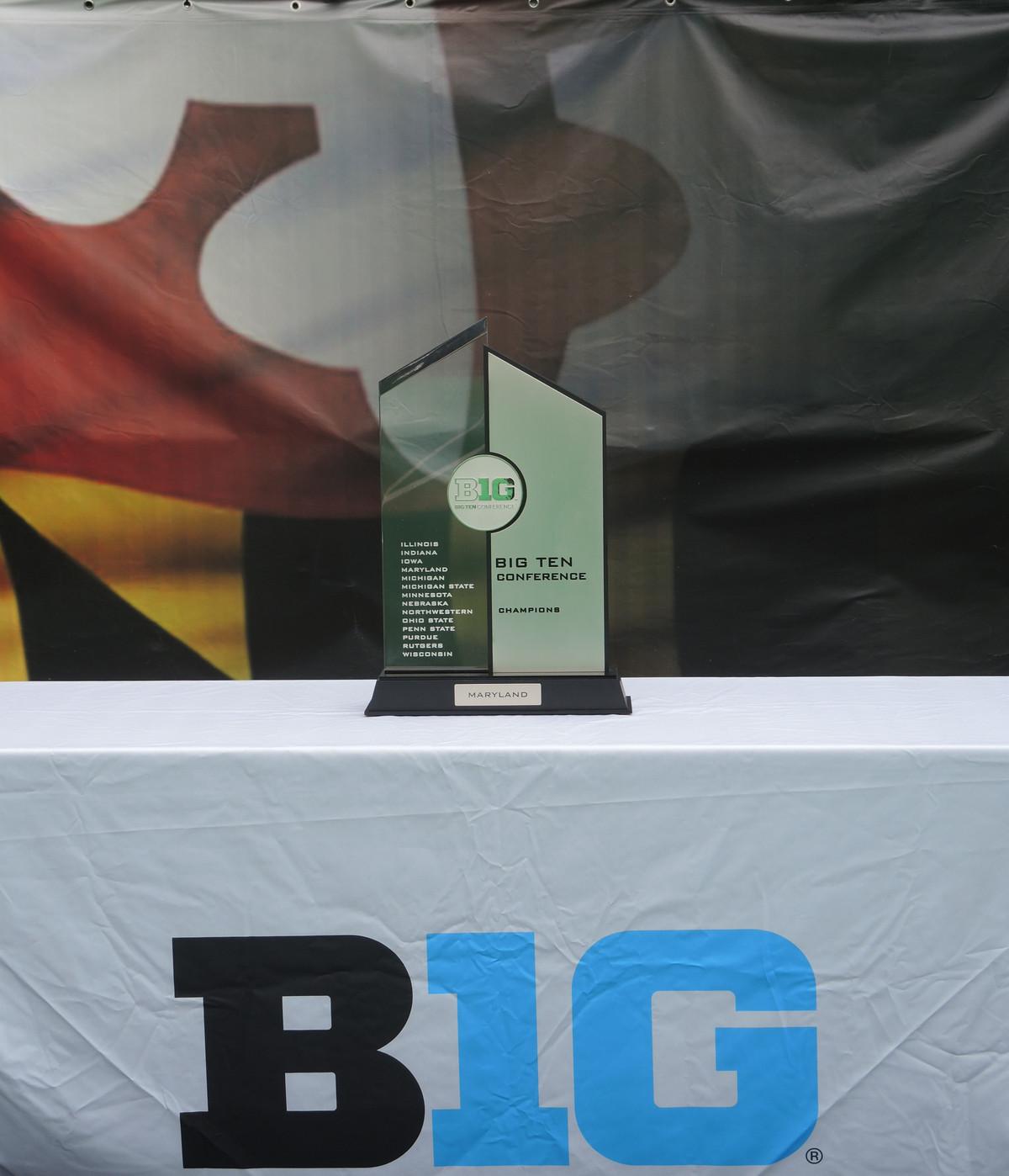 Big Ten Championship Trophy