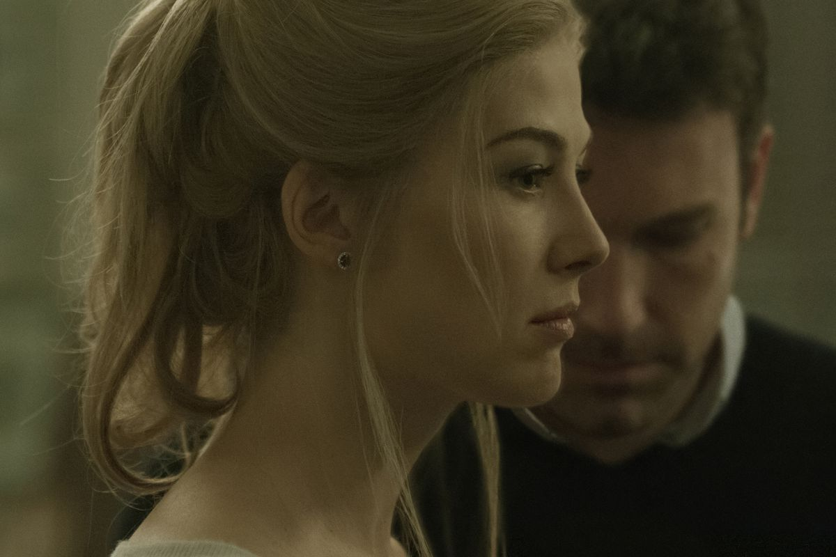 Gone Girl is nominated for one Oscar