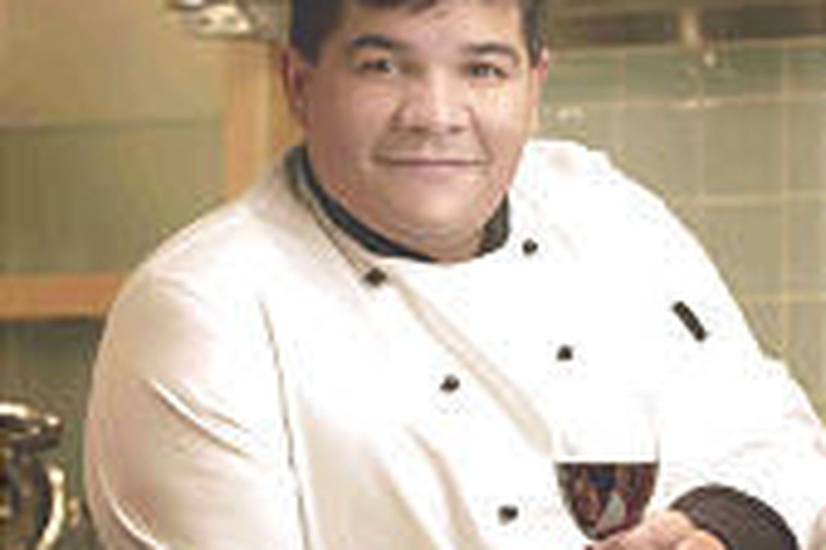 Roth's resident chef, Adalberto Diaz, will teach cooking seminars at the home show.