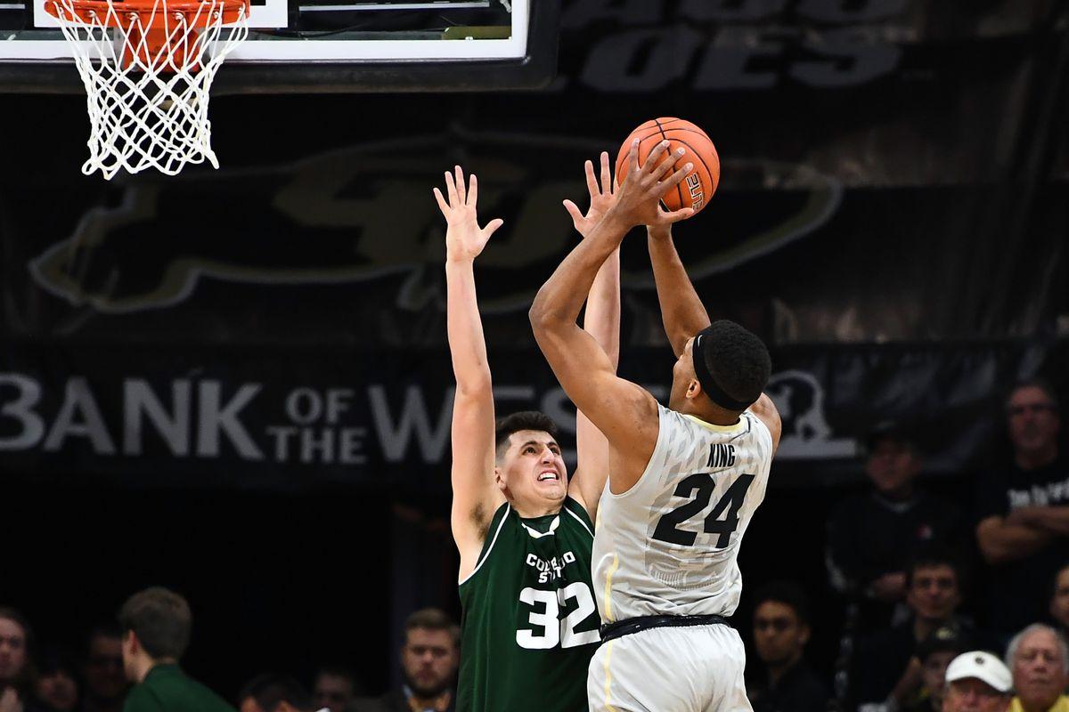 NCAA Basketball: Colorado State at Colorado