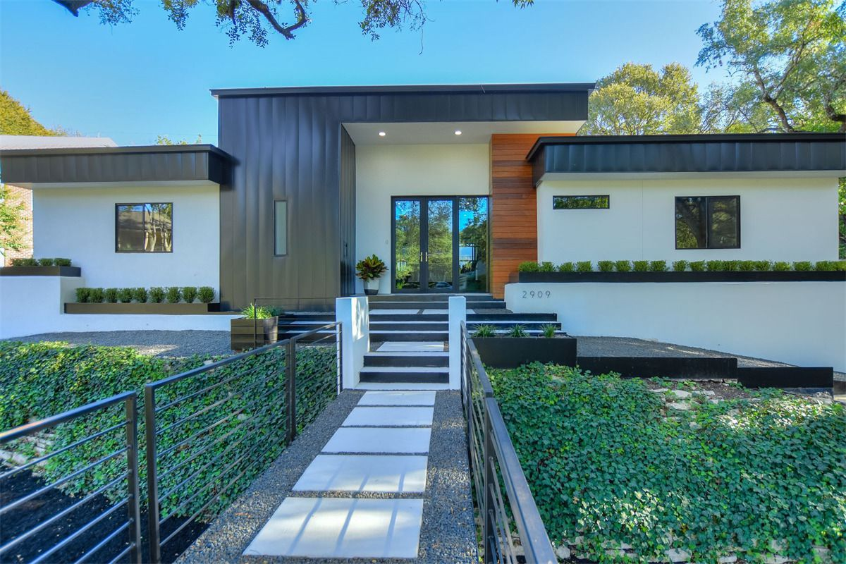 Modern Remodeled Home In Tarrytown Asks Curbed