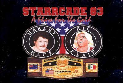 starrcade 1983 harley race ric flair