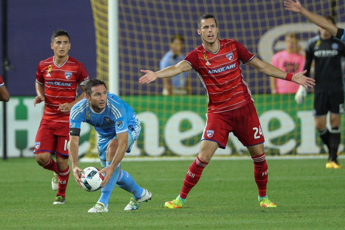 MLS: FC Dallas at New York City FC