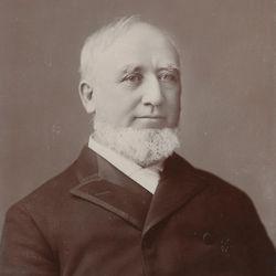 George Q. Cannon, circa 1887