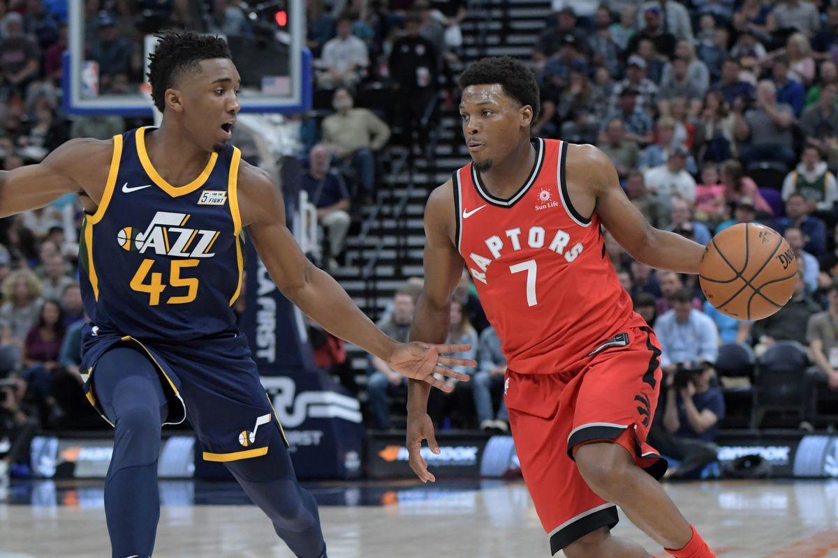NBA preseason 2018-19: Toronto Raptors at Utah Jazz