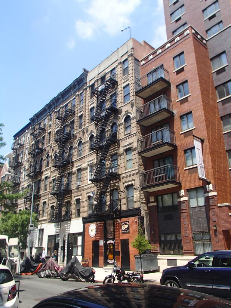Hell's Angels may sell their longtime East Village clubhouse - Curbed NY