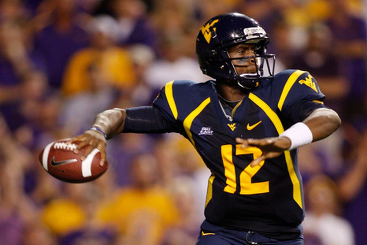 WIll Purdue and West Virginia meet in football before basketball in january?