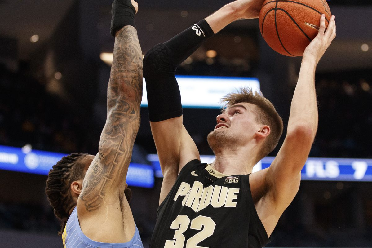 College Basketball Rankings November 18 Purdue Still