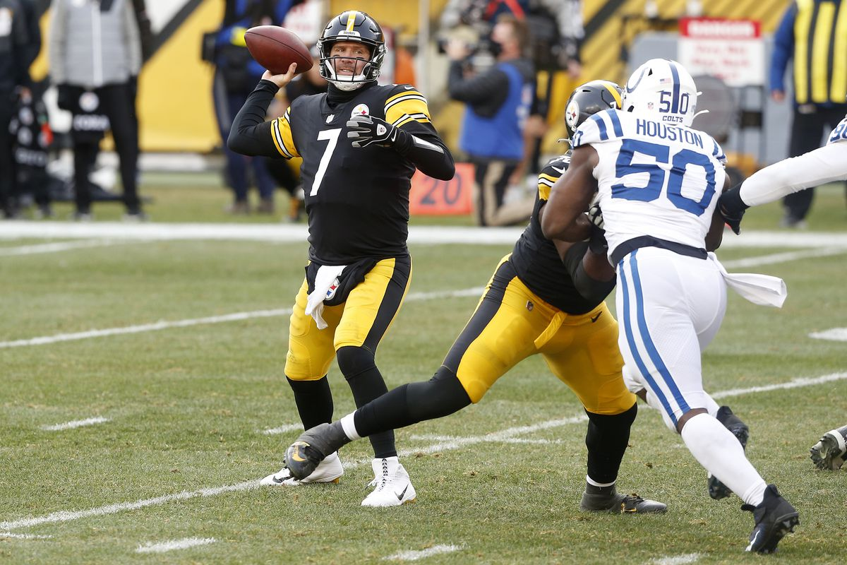 NFL: DEC 27 Colts at Steelers