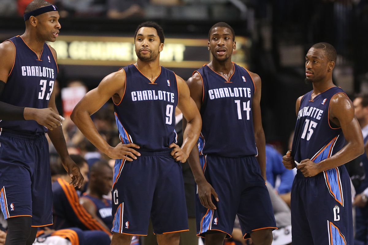 I bet they would come if Brendan Haywood could only play more!