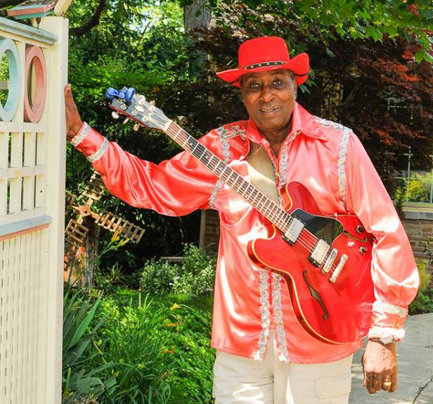"""Eddy """"The Chief"""" Clearwater  Steven I. Wolf"""