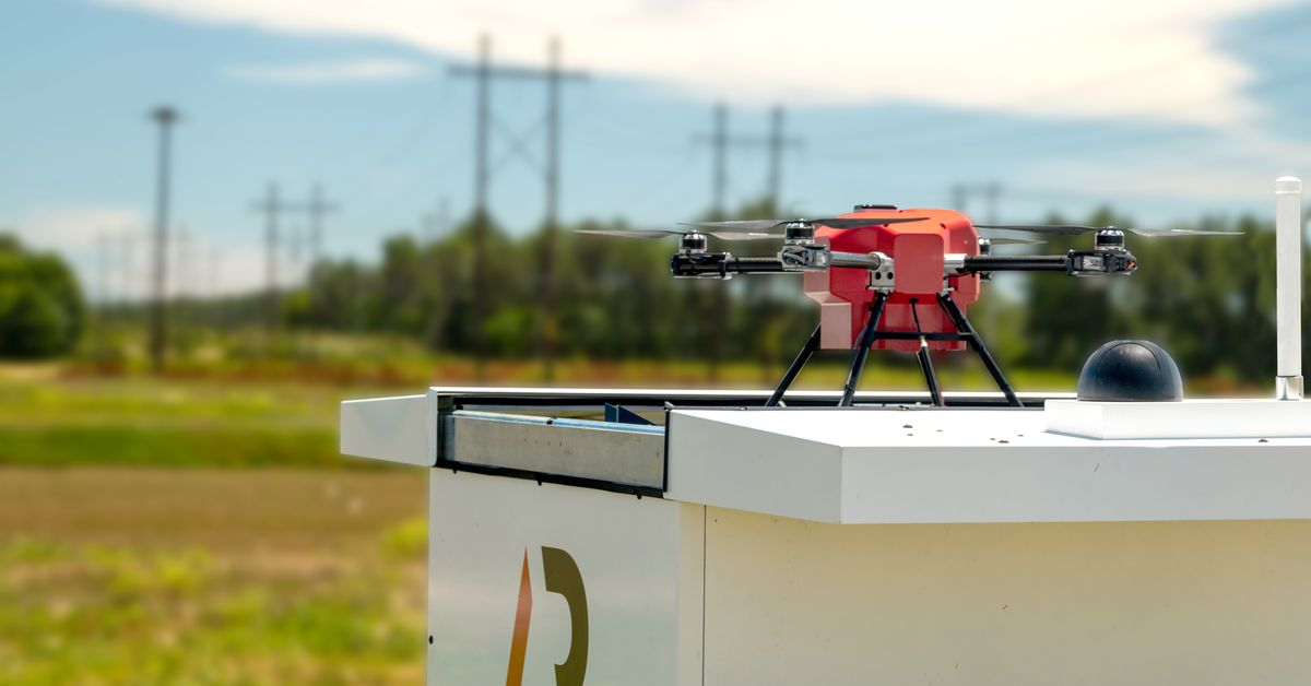 The FAA just greenlit this drone to fly autonomously without a human nearby - The Verge