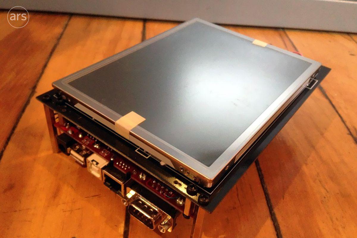 Ars Technica iPhone dev kit
