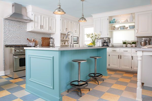 All About Linoleum Flooring This Old House