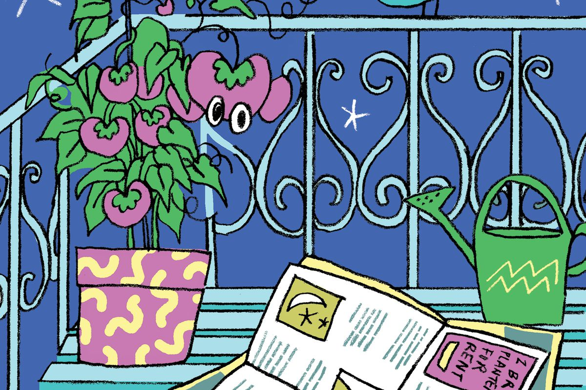 This Month's Horoscopes For Plants - Funny Or Die