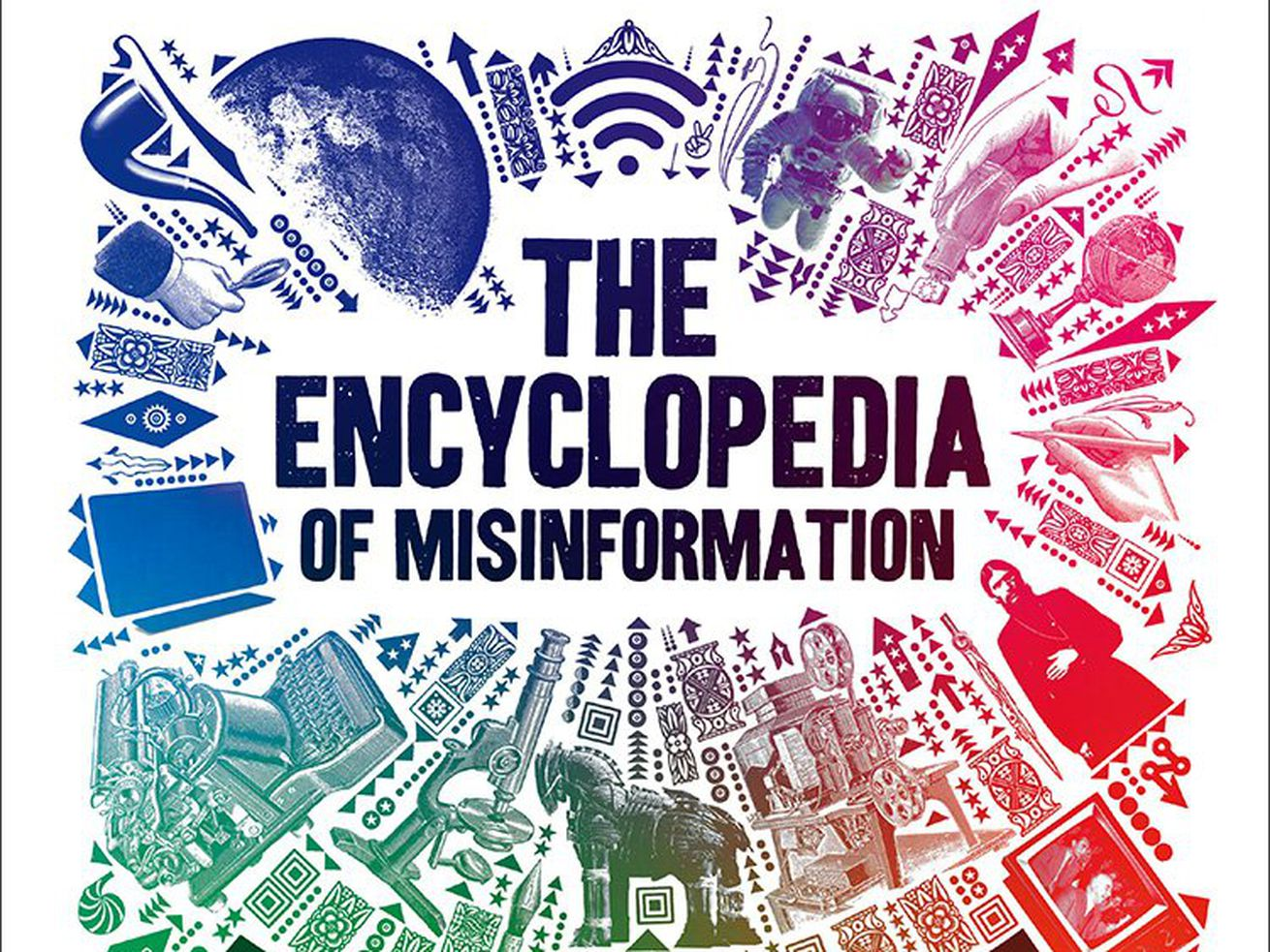 Rex Sorgatz's new book is a romp through lies, hoaxes and conspiracy theories — perfect for the internet in 2018