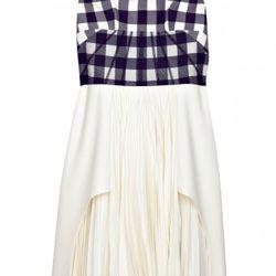Christopher Kane gingham dress, $522.75 ($3,485)
