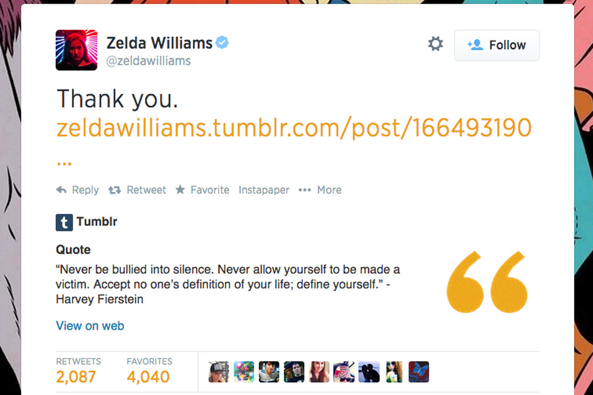 Robin Williams' daughter returns to Twitter after suffering ...
