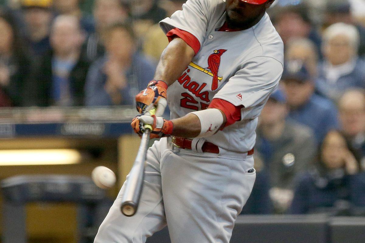 St Louis Cardinals v Milwaukee Brewers