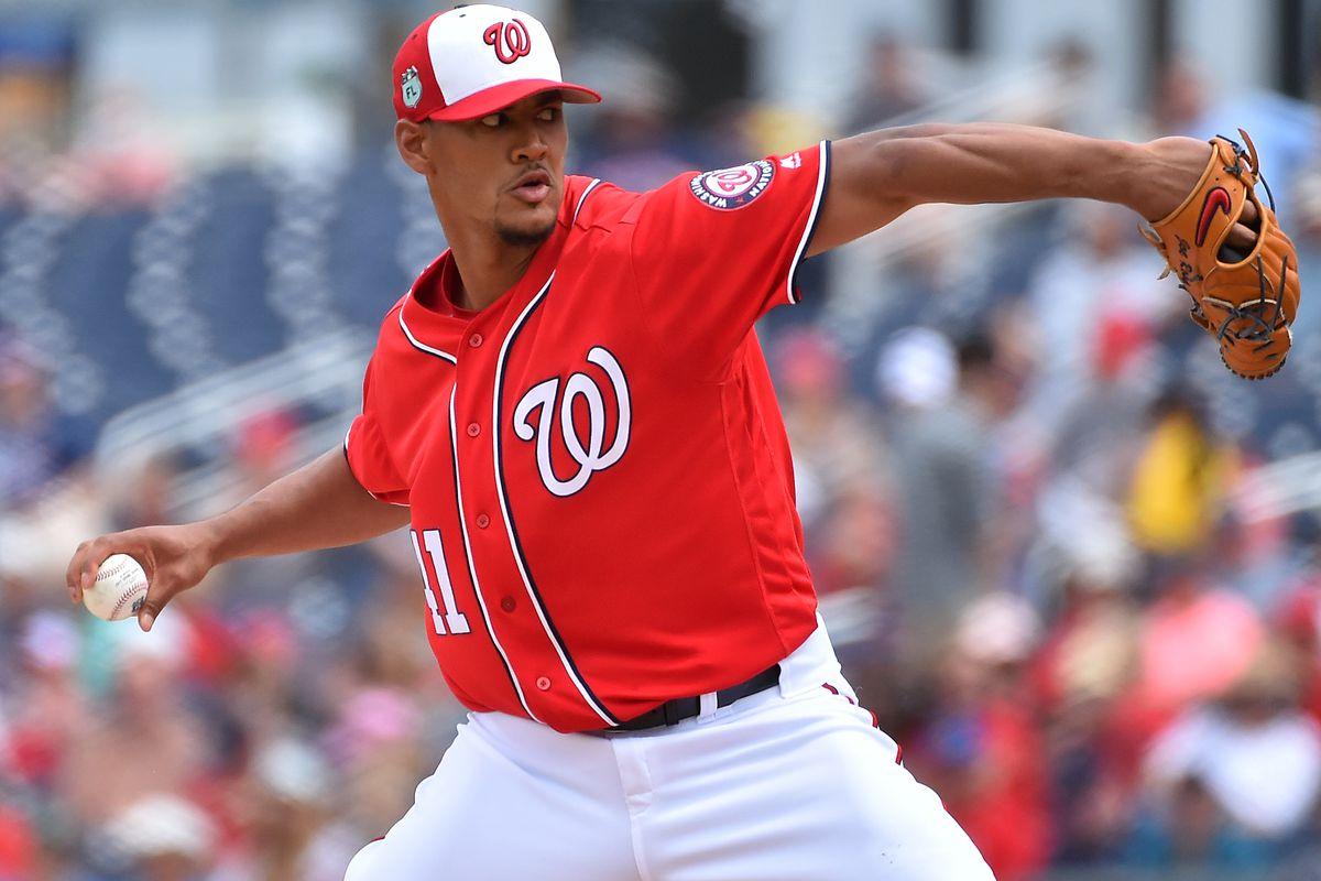 MLB: Spring Training-Boston Red Sox at Washington Nationals