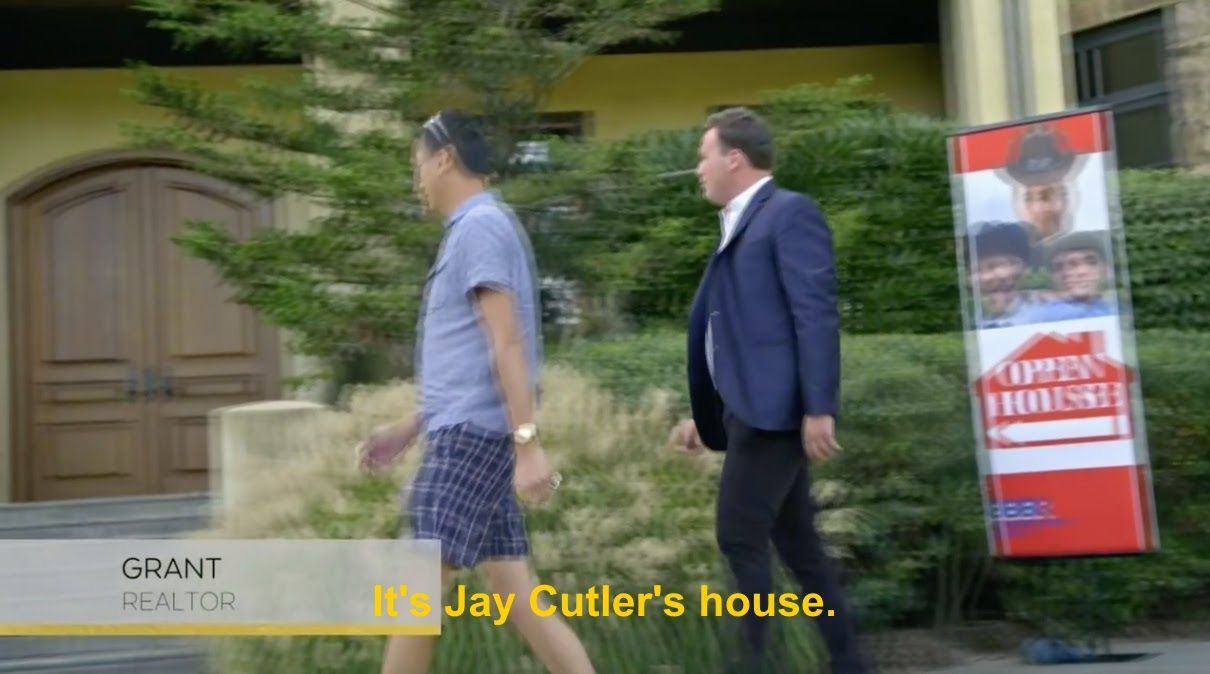 where does jay cutler live
