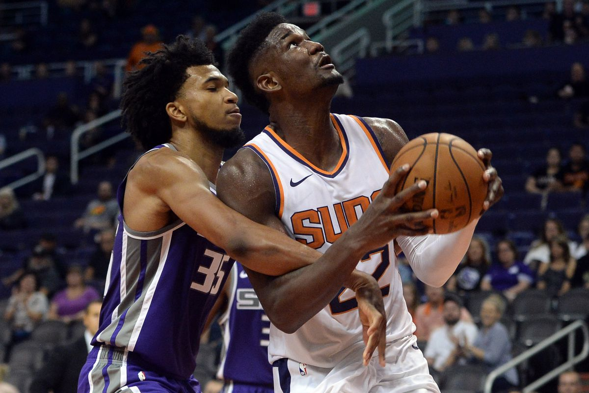158b94173 Quick Recap  Suns squeak by Breakers for first preseason victory