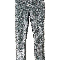 Sequinned Pants, $199