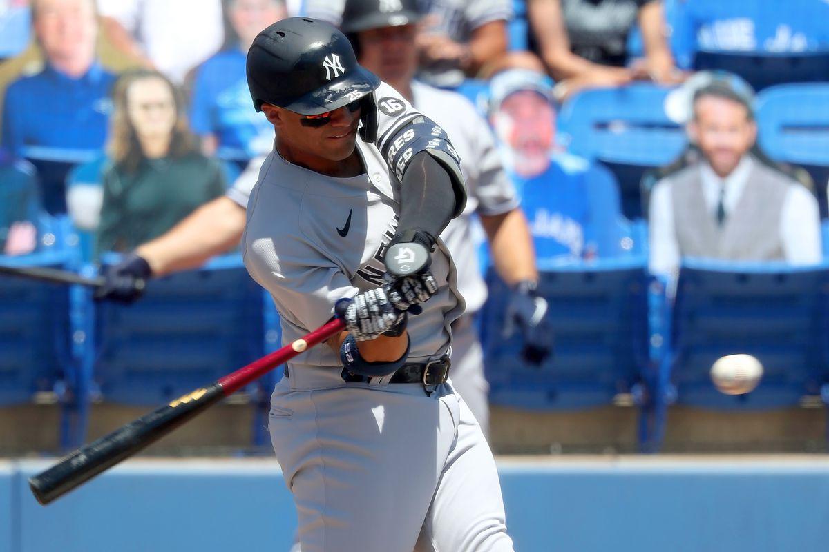 MLB: APR 14 Yankees at Blue Jays