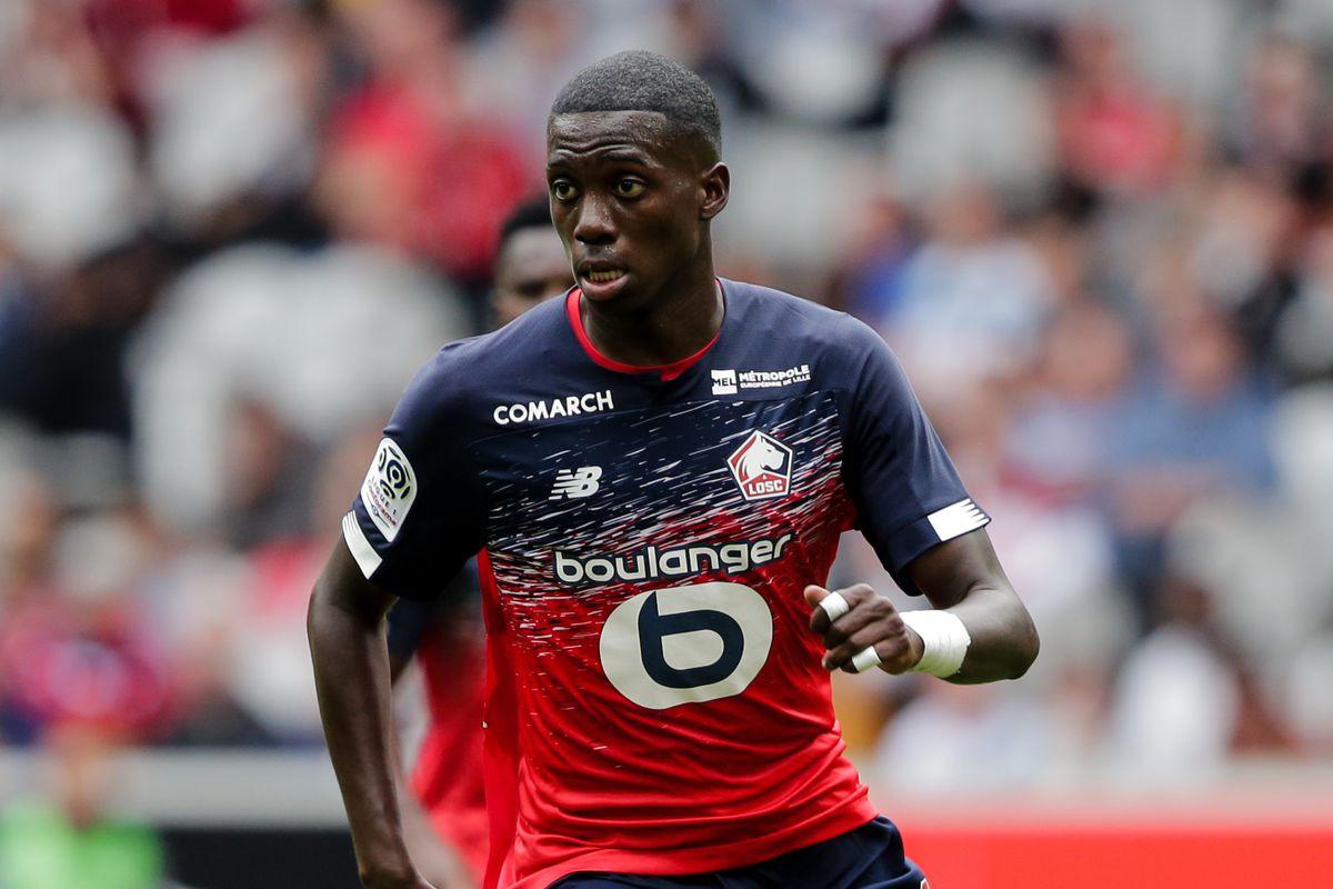 Lille v Nantes - French League 1