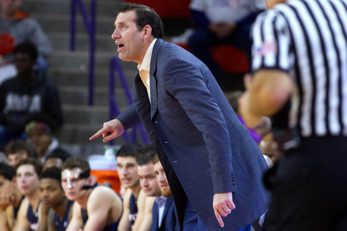 NCAA Basketball: Samford at Clemson