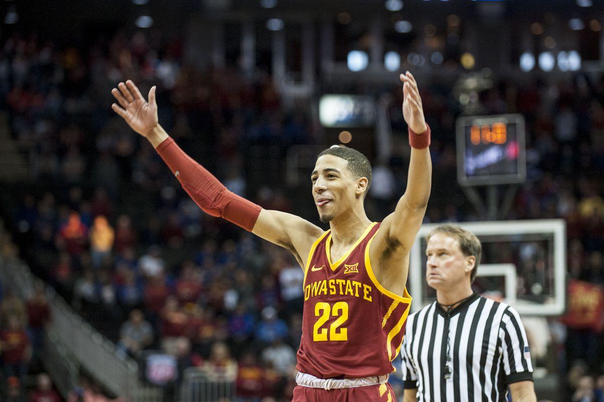 NCAA Basketball: Big 12 Conference Tournament-Iowa State vs. Kansas