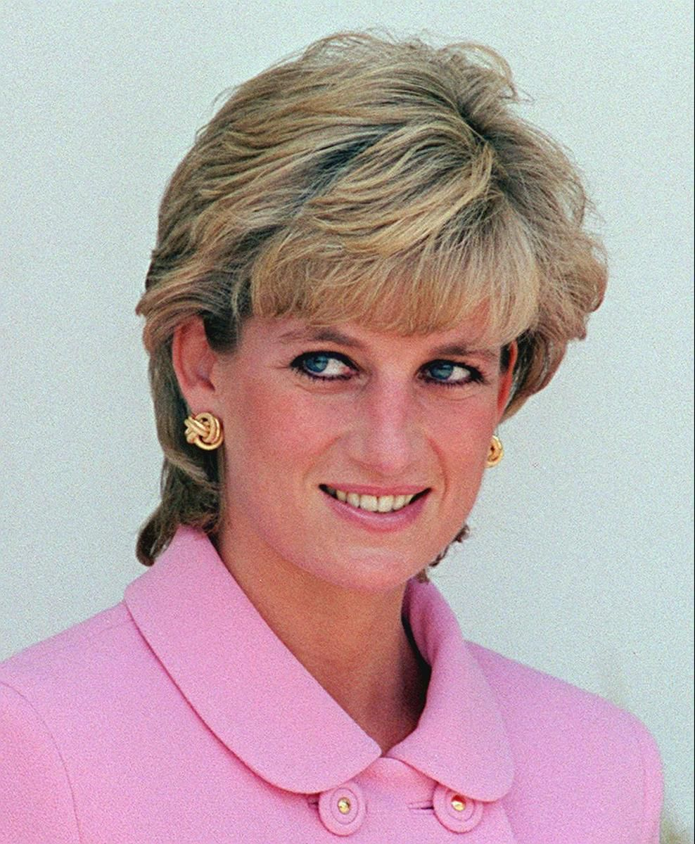 """FILE - In this November, 1995 file photo, Britain's Diana, Princess of Wales, is shown. It has been 20 years since the death of Princess Diana in a car crash in Paris and the outpouring of grief that followed the death of the """"people""""™s princess."""""""