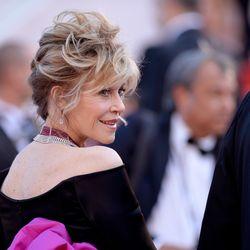 Jane Fonda in Schiaparelli