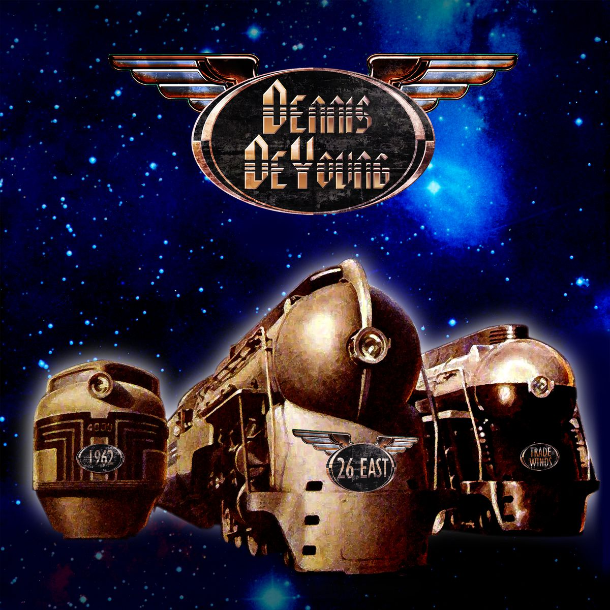 """Dennis DeYoung will release """"26 East, Vol. 1"""" in April. 