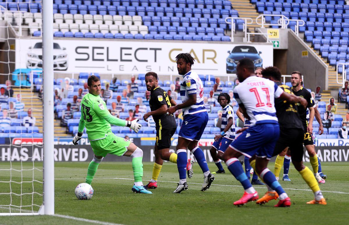 Reading v Brentford - Sky Bet Championship