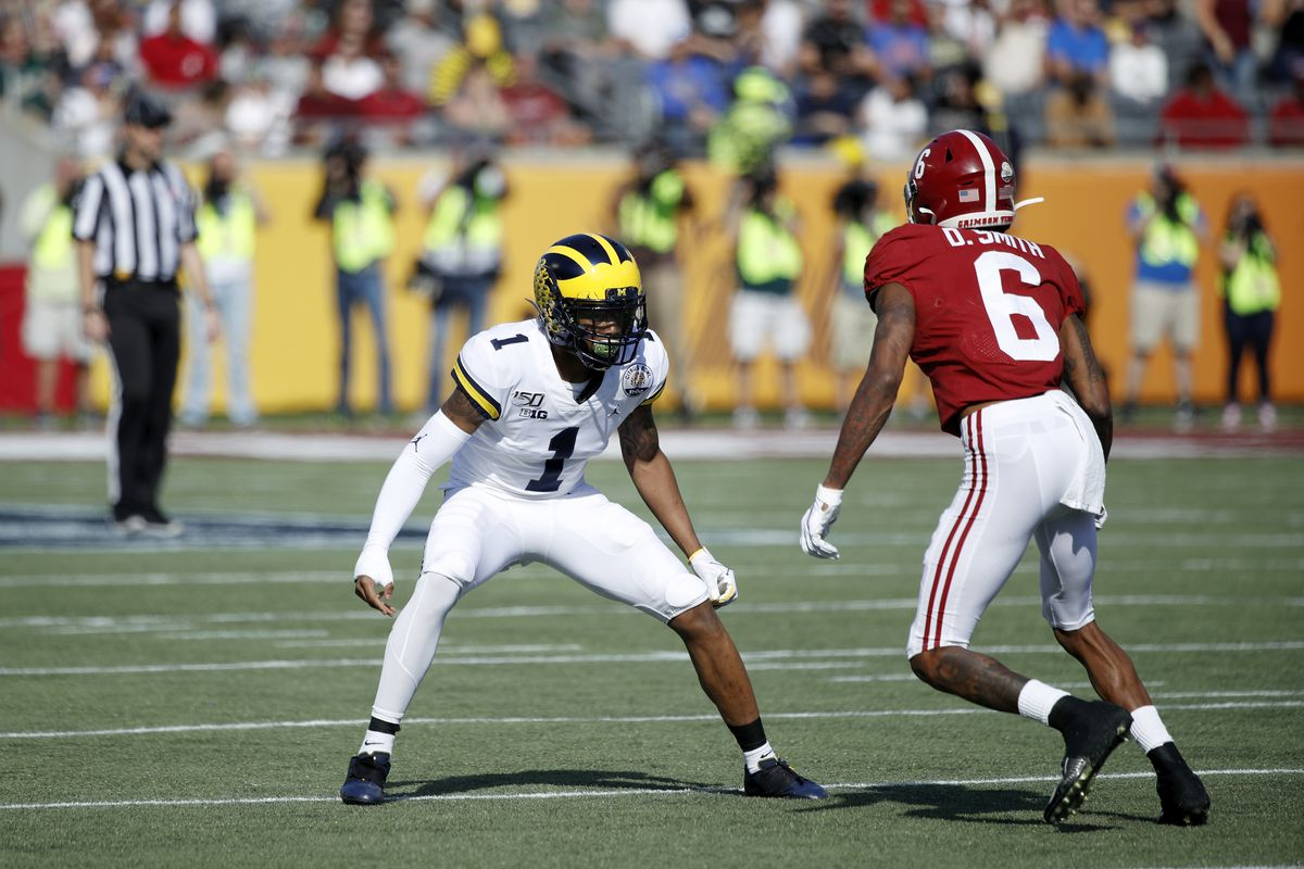 Vrbo Citrus Bowl - Michigan v Alabama