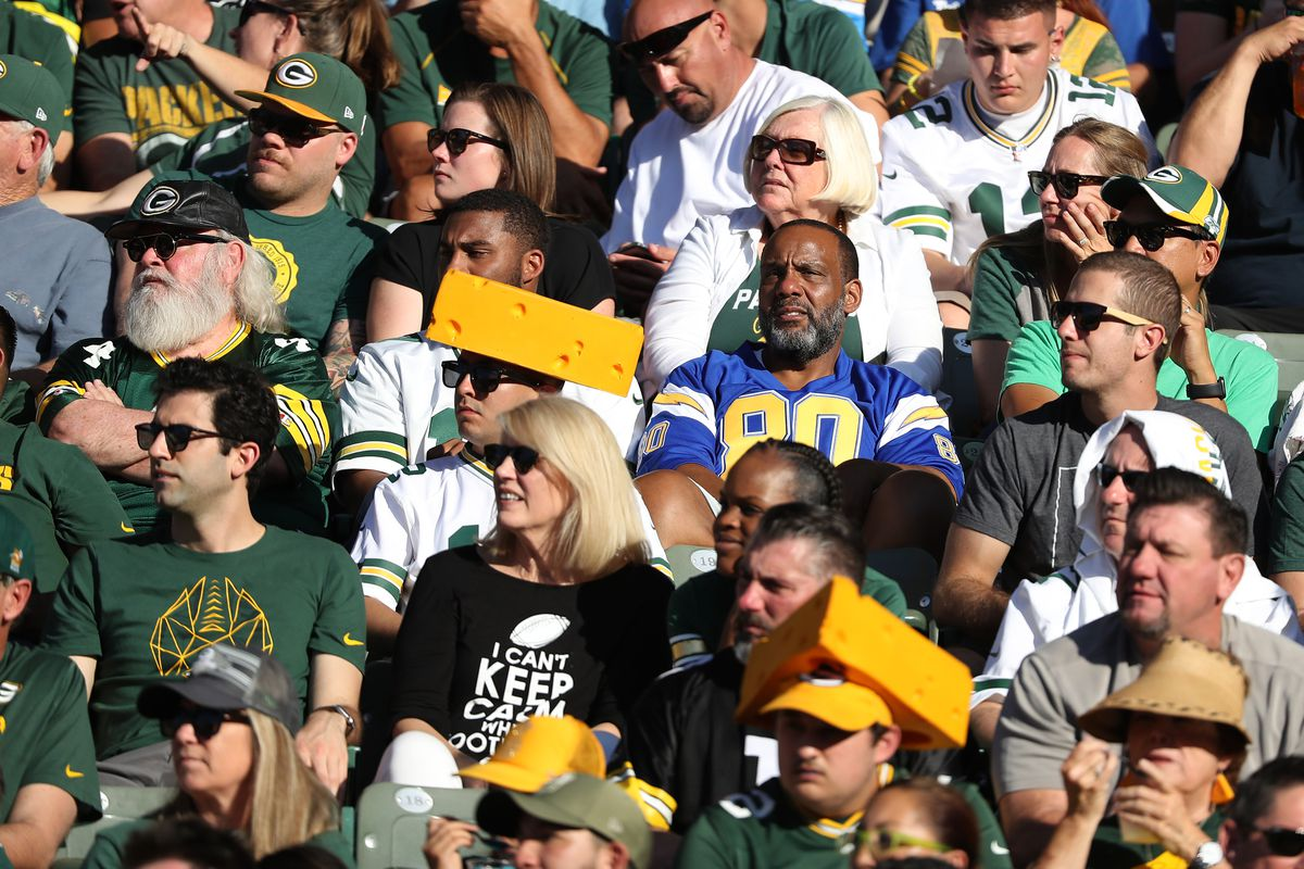 Green Bay Packers vLos Angeles Chargers