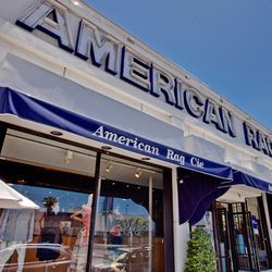 """Cap your day off with a visit to District La Brea's pride and joy, <a href=""""http://www.amrag.com/default.aspx""""target=""""_blank"""">American Rag CIE</a>. Equipped with a <a href=""""http://la.racked.com/archives/2013/04/16/from_cheap_to_boutique_where_to_buy_denim"""