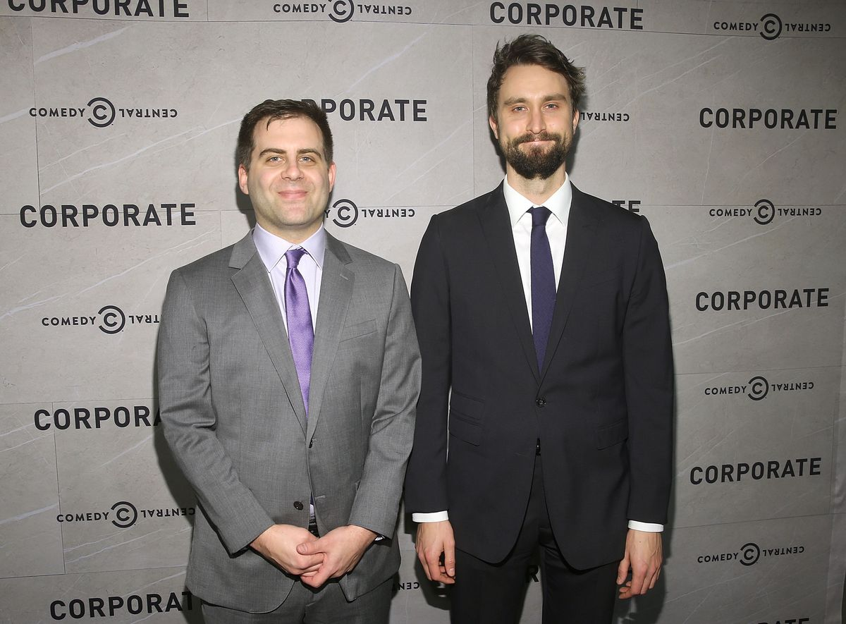 Comedy Central's 'Corporate'  Premiere Party
