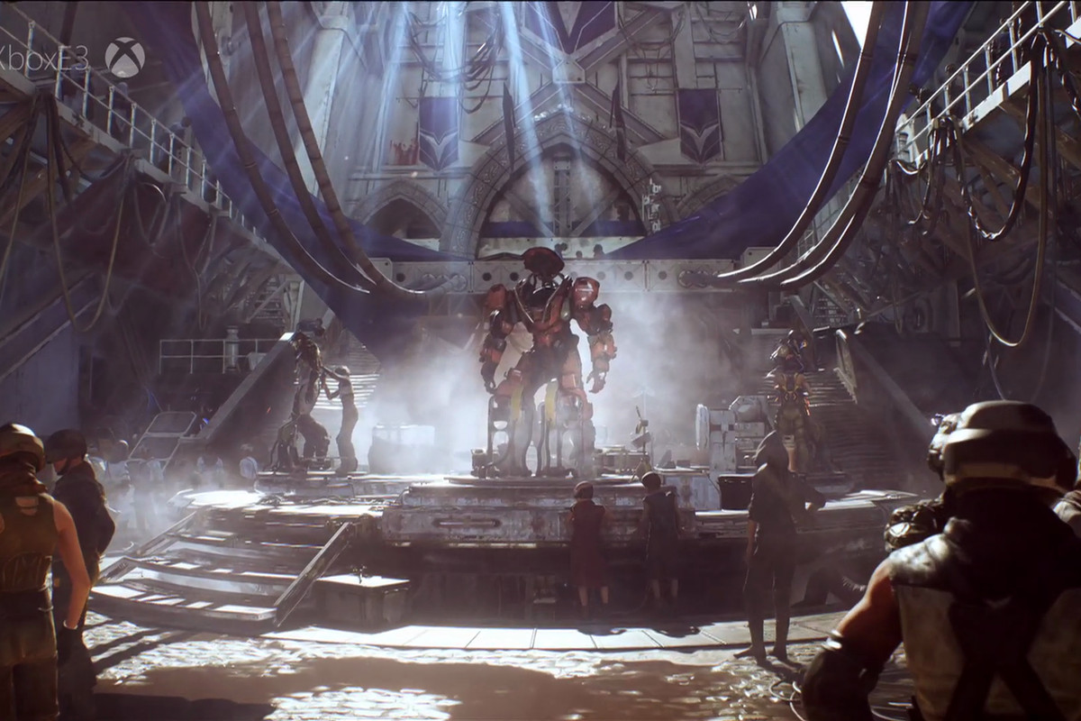 bioware s anthem delayed to 2019 ea confirms update polygon
