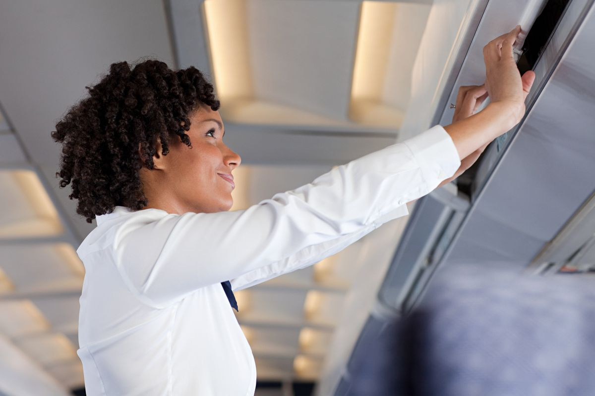 essays on flight attendants Is there an implied contract between the airlines and the flight attendants that the airlines will provide a all our essays are custom-written according to.