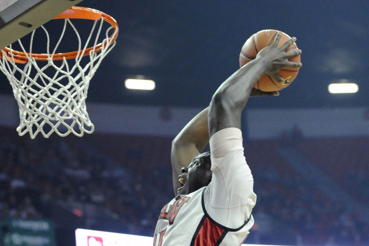 We will have to wait to catch more Anthony Bennett throwdowns for at least four mouths ...