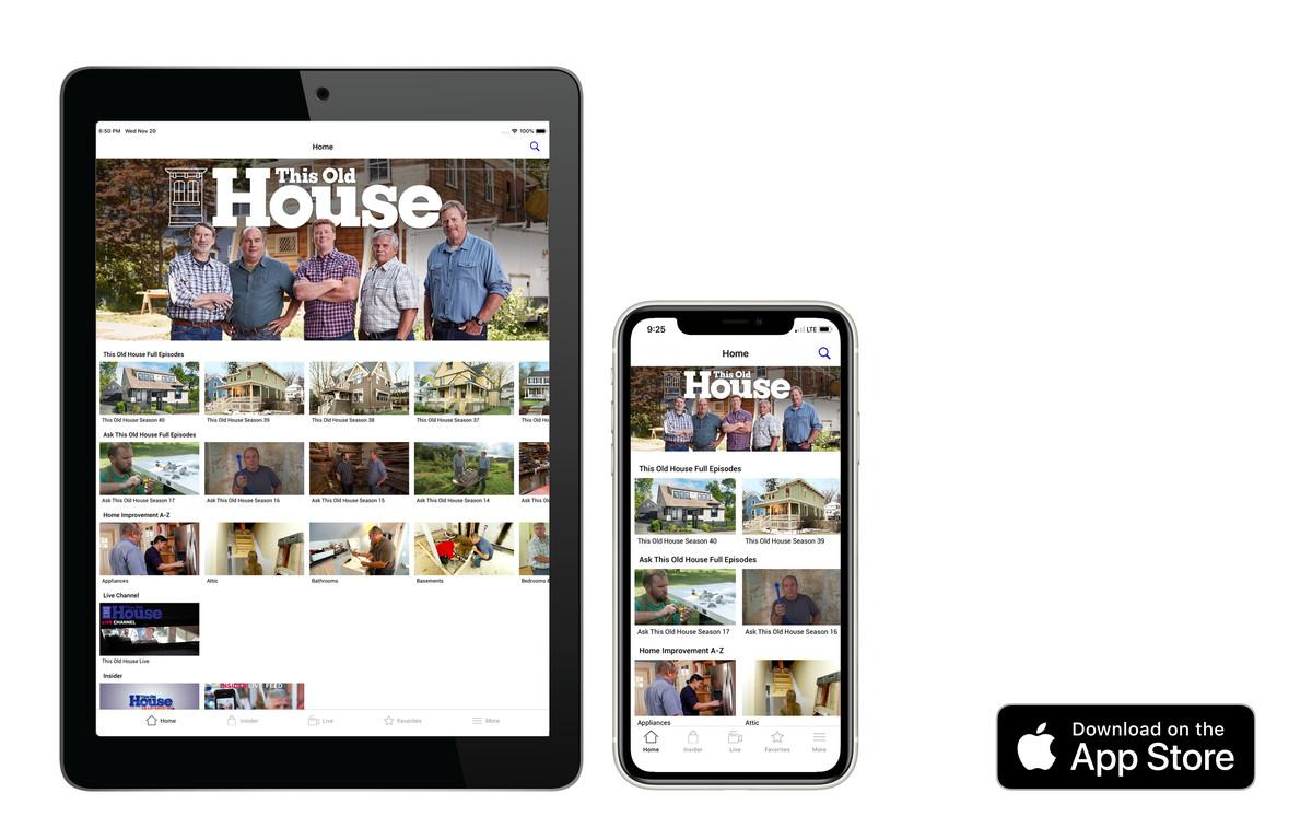 apple mobile streaming app