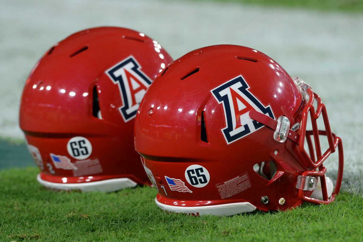 NCAA Football: Arizona vs Brigham Young