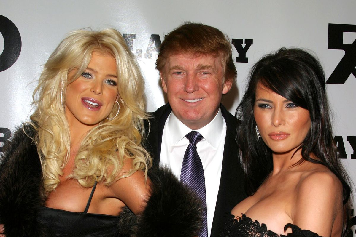 Donald Trumps Books Reveal His Obsession With Women  And -5146